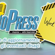Radio Press Logo