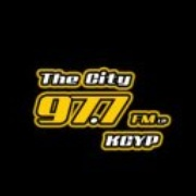 The City 97.9 FM - KCYP LP Logo