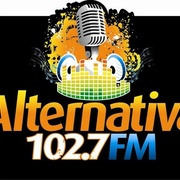 Alternativa 102.7 FM Logo
