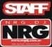 NRG DJ - One Nation, One Station Logo