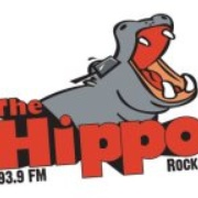 KFMF - The Hippo 93.9 Logo