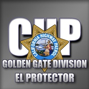 California Highway Patrol SFBA   Golden Gate Division Logo