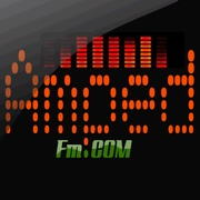 AmpedFM Country Logo
