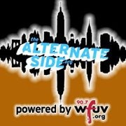 The Alternate Side - WFUV-HD3 Logo