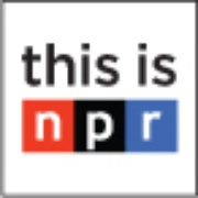 NPR (National Public Radio) Logo