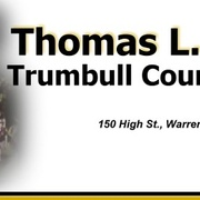 Trumbull County Sheriff and Fire Logo