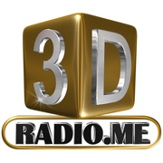 3DRadio Arabic Hits Logo