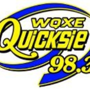 Quicksie 98.3 - WQXE Logo