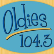 Oldies 104 - WFYX Logo