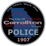 Carrollton Police Department Logo