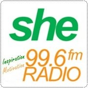 She Radio 99.6 Logo