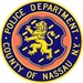 Nassau County Police 1,2,7, and 8 Pcts, SE Nassau County Fire Departments Logo