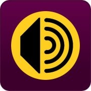 AccuRadio Rock: English and French Logo