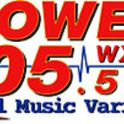 Power 105 - WXTQ Logo