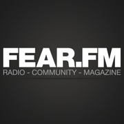 FEAR.FM HARDER Logo