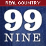 Cat Country 99.9 - WHFB-FM Logo