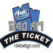 The Ticket - WBGN Logo