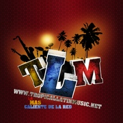 Tropical Latin Music Logo