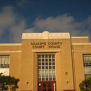 Gillespie County Fire and EMS Logo