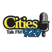 Cities 92.9 - WRPW Logo