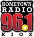 96 Country - KIOX-FM Logo