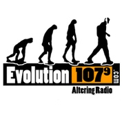 Evolution 107.9 - VF2448 Logo