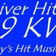 River Hits 1009 - KWKK Logo