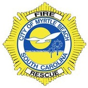 Myrtle Beach Fire/Rescue Logo