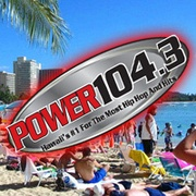 Power 104.3 - KPHW Logo