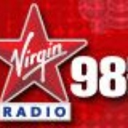 Virgin Radio 98.5 (Vibe 98-5) Logo