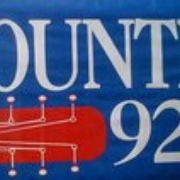 Country 92.5 KWYN Logo