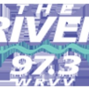 The River - WRVV Logo