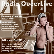 Radio QueerLive Logo