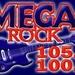 Mega Rock - WMKX Logo
