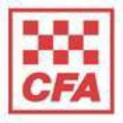 North, West, and Central Victoria CFA Logo