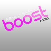 Boost radio Logo
