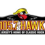 The HAWK - WCHR-FM Logo