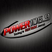 Power 106.9 - KOPW Logo