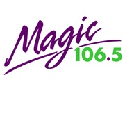 Magic 106.5 - WWLW Logo