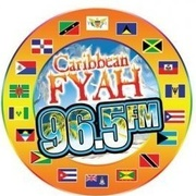 Caribbean Fyah Boston Logo