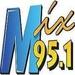 Mix 95.1 - K288BK Logo