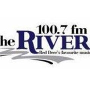 CKRI - 100.7 fm - the RIVER Logo