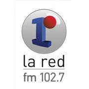 La Red (Rosario) 102.7 Logo