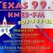 Texas 99.1 - KNES Logo