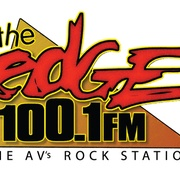 The Edge - KKZQ Logo
