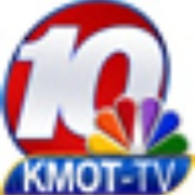 NBC North Dakota - KUMV-TV Logo