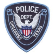 Childress Police Department Logo