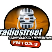 Radiostreet Messina Logo