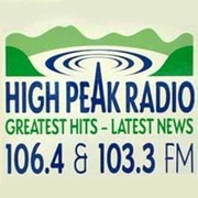 High Peak Radio Logo