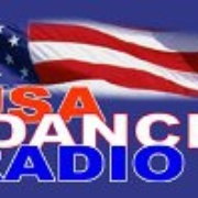 USA Dance Radio Logo